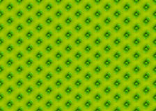 Seamless regular dots pattern bright green diagonally Royalty Free Stock Photo
