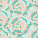 Seamless repeat abstract swirl sunburst texture pattern d vector illustration