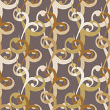 Seamless repeat pattern Royalty Free Stock Images