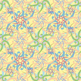 Seamless repeat pattern Stock Photos