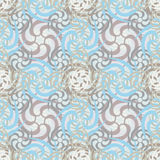 seamless repeat pattern Royalty Free Stock Photos