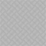 Seamless (repeatable) geometric abstract monochrome pattern. Til Stock Photography