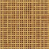 Seamless (repeatable) wickerwork pattern Royalty Free Stock Photos