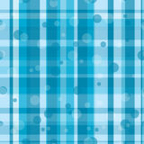 Seamless repeating pattern consisting of strips and circles Stock Photos