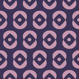 Seamless repeating pattern royalty free illustration