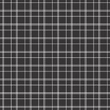 Black and white seamless checks pattern Royalty Free Stock Images