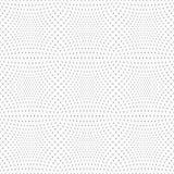 Seamless reticulate pattern. Net texture. Vector art stock illustration