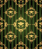 Seamless retro background Royalty Free Stock Photo
