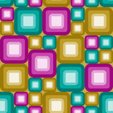 Seamless Retro Background Royalty Free Stock Photography
