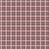 Seamless retro checkered pattern Royalty Free Stock Image