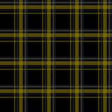 Seamless retro checkered plaid pattern background Royalty Free Stock Image