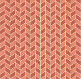 Seamless Retro geometrisk modell stock illustrationer