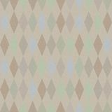 Seamless retro harlequin background Royalty Free Stock Image