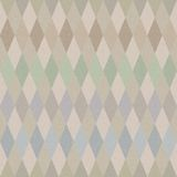 Seamless retro harlequin background Stock Image