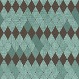 Seamless retro harlequin pattern Royalty Free Stock Photo