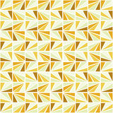 Seamless retro mosaic pattern Royalty Free Stock Image