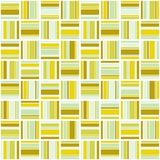 Seamless retro mosaic pattern Royalty Free Stock Images