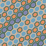 Seamless retro pattern Royalty Free Stock Images