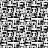 Seamless retro pattern Stock Images