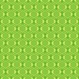 Seamless retro pattern Stock Photography