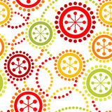 Seamless retro pattern Royalty Free Stock Photo
