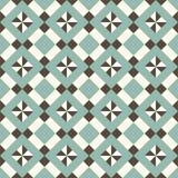 Seamless retro pattern Royalty Free Stock Image