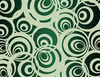 Seamless retro pattern. Vector illustration for your wallpaper Stock Photos