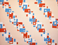 Seamless retro pattern background Stock Images