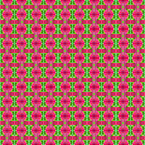 Seamless Retro Pattern Royalty Free Stock Photos