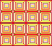 Seamless Retro pattern - vector Royalty Free Stock Photos