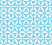 Seamless retro pattern Stock Image