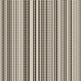 Seamless Retro Pattern with Vertical Stripes and Circles Stock Photos