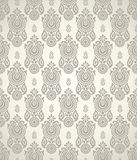 Seamless retro pattern and wallpaper Royalty Free Stock Photo