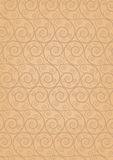 Seamless retro pattern wallpaper Damask. Seamless retro pattern with rounded wallpaper Damask Royalty Free Stock Images