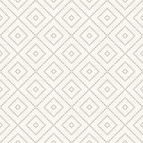Seamless retro polka dot pattern. Royalty Free Stock Photos