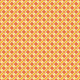 Seamless vector retro summer or autumn pattern. Sunny orange vector background for website, wallpaper, desktop, invitations, wedding or birthday card and Royalty Free Stock Photo