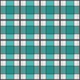 Seamless retro textile tartan checkered plaid pattern background Stock Photo