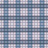 Seamless retro textile tartan checkered plaid pattern background Royalty Free Stock Photo