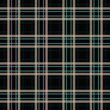 Seamless retro textile tartan checkered plaid pattern background Stock Photos