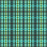 Seamless retro textile tartan checkered plaid pattern print. Seamless retro textile tartan checkered texture plaid pattern print stock illustration