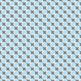 Seamless retro vector pattern Stock Photography