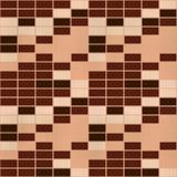 Seamless retro wallpaper tile Stock Photos