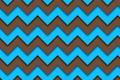 Seamless Retro Zig Zag Background Royalty Free Stock Images