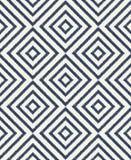 Seamless rhombus mesh pattern Stock Images