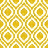 Seamless rhombus ornament background pattern Stock Photography
