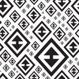 Seamless rhombus pattern Stock Photos