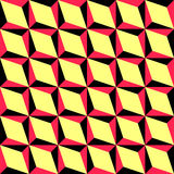 56-1-2. Seamless Rhombus Pattern. Vector Regular Texture Stock Images