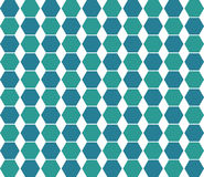 Seamless rhombuses Royalty Free Stock Images