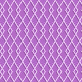 Seamless rhombuses pattern on a lilac background Royalty Free Stock Images