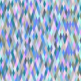 Seamless Rhombuses Tile Royalty Free Stock Photos